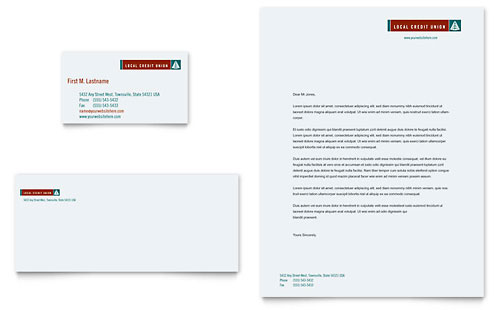 Bank Letterhead Printable
