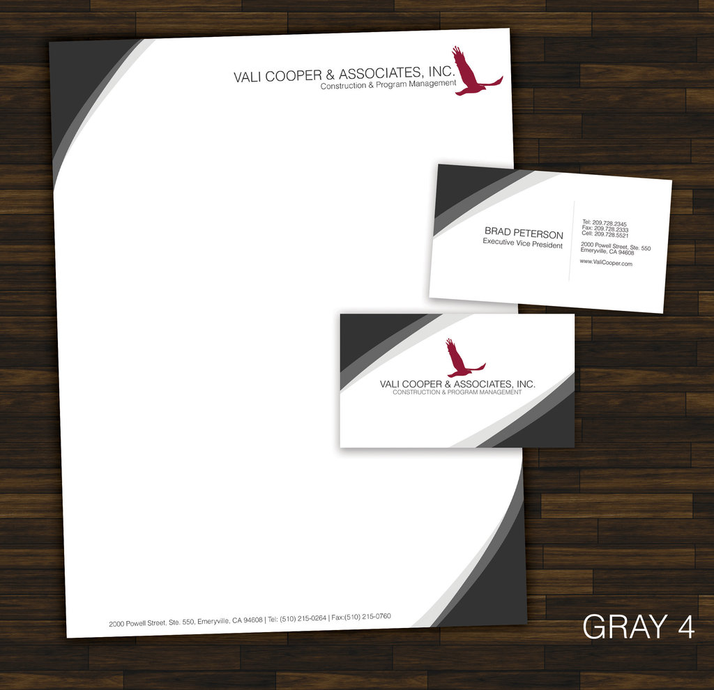 Letterhead and business card for client by ison on DeviantArt