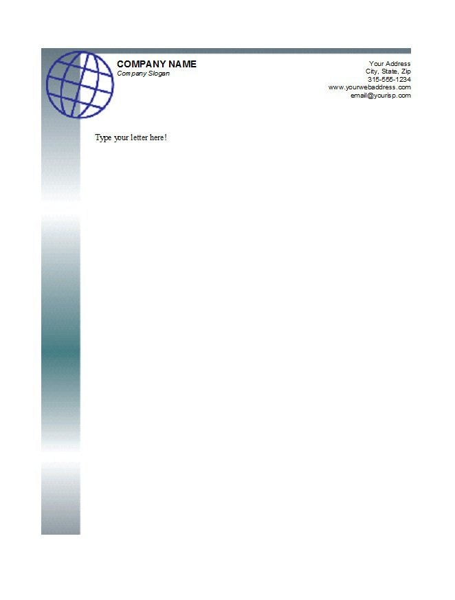 Examples of letterheads for business letters kubreforic examples of letterheads for business letters business letterhead template example business wajeb Choice Image