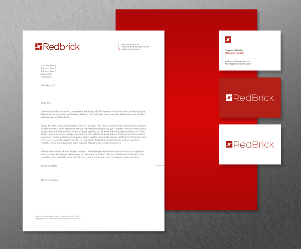 Collection of Creative Letterhead Designs | Web Design Mash