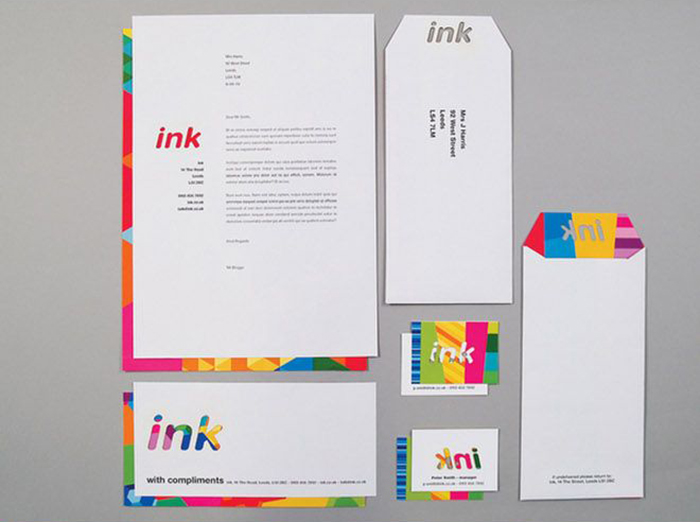 Discover these amazing examples of creative letterhead design