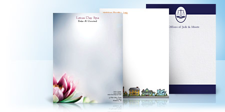 Free Online Letterhead Maker With Stunning Designs