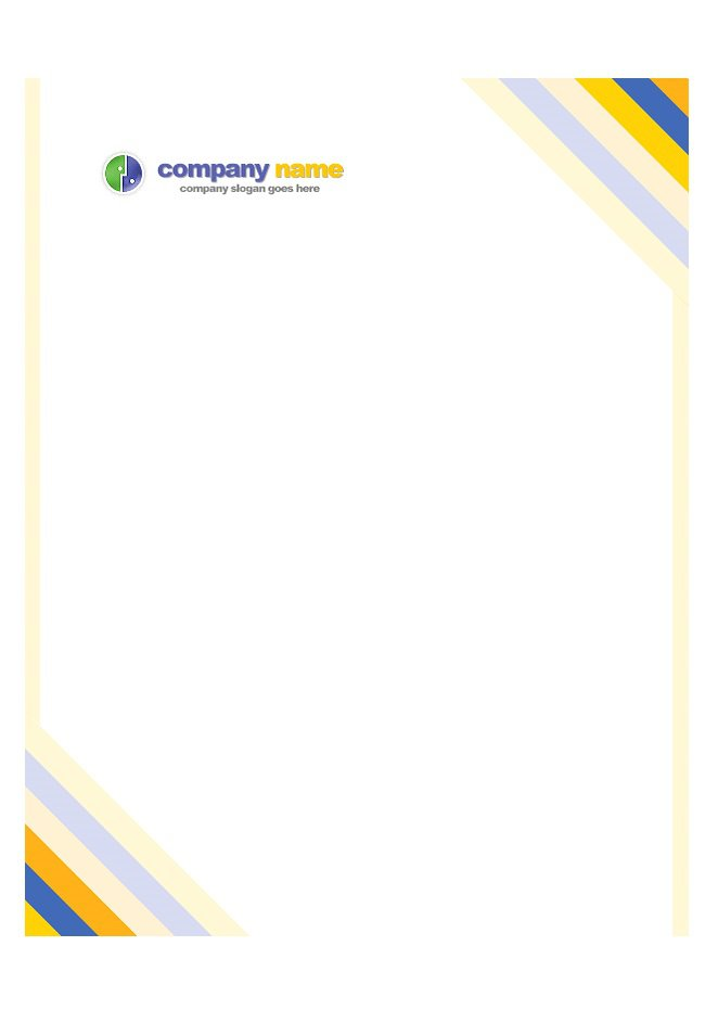 fancy letterhead templates free printable letterhead With fancy letterhead templates free