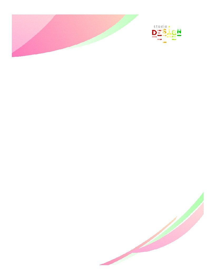 fancy letterhead templates free printable letterhead
