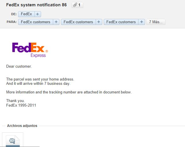 FedEx scam hits Summerside mailboxes Prince Edward Island CBC News