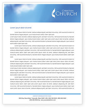 Free church letterhead templates free printable letterhead free church letterhead templates spiritdancerdesigns Choice Image