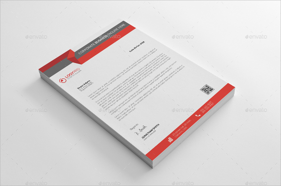 Free personal letterhead templates word free printable letterhead sample personal letterhead template 9 premium and free download spiritdancerdesigns Gallery