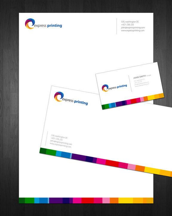 Business Card Design Contests » Business Card and Letterhead