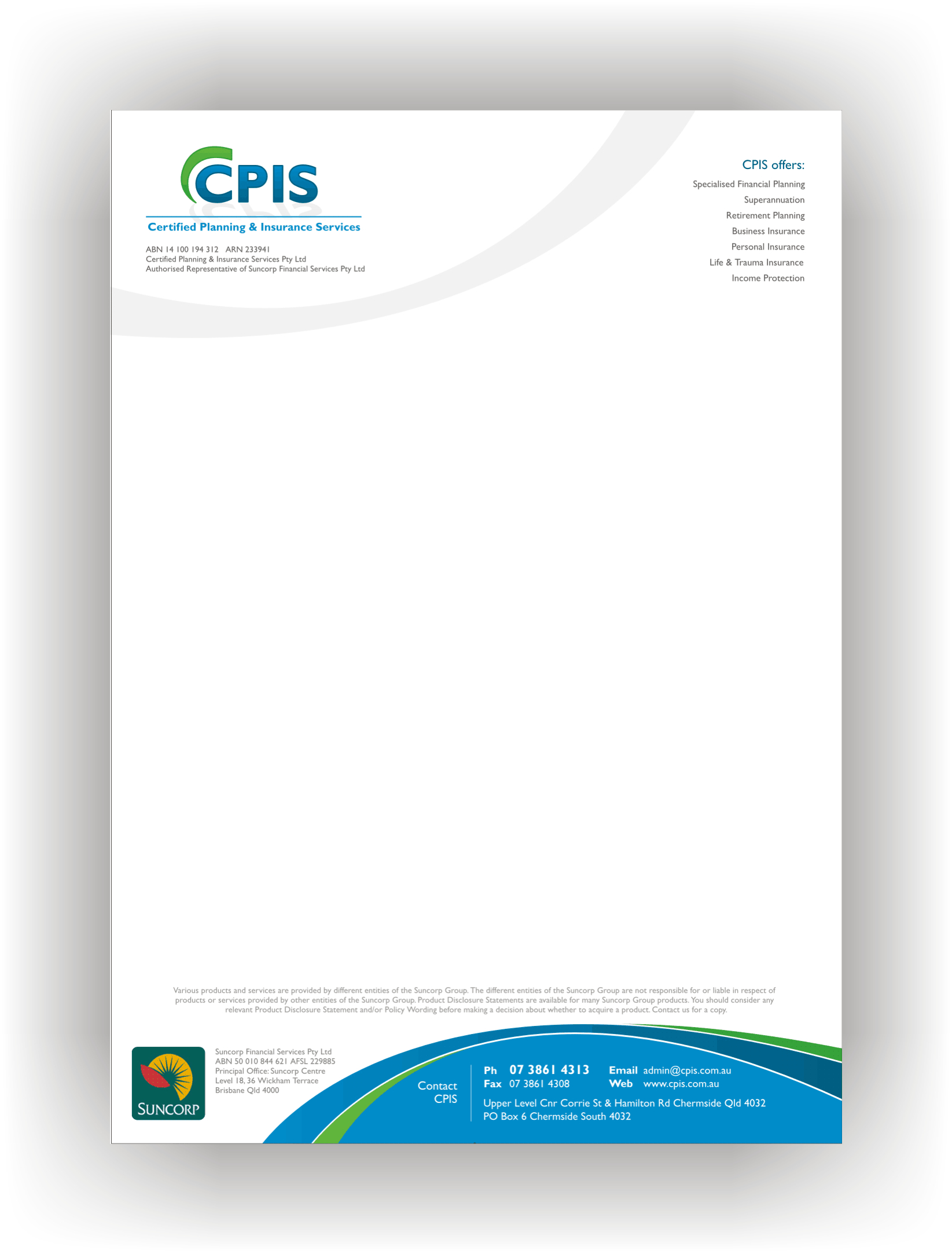 Create your letterhead color letterhead fax memo letterhead at