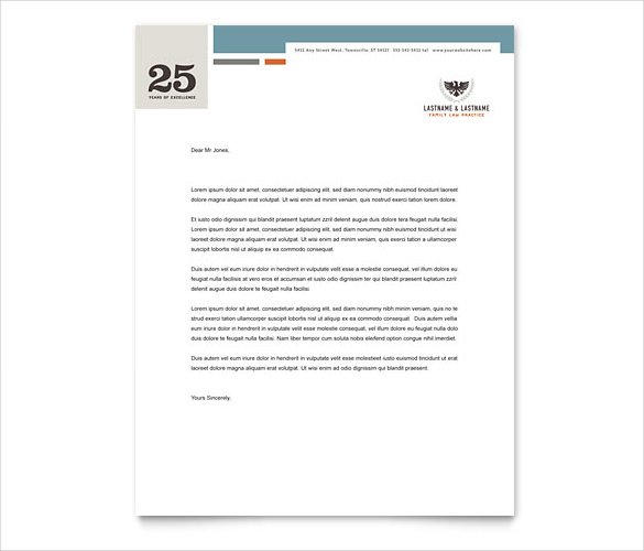 14+ Law Firm Letterhead Template Free PSD, EPS, AI, Illustrator