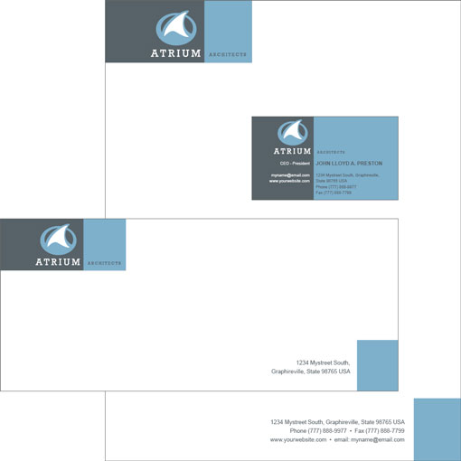 Letterhead and Envelopes | New York & New Jersey Quality Printing