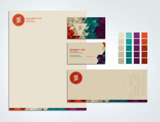 83 Crazy/Beautiful Letterhead Logo Designs – UCreative.com