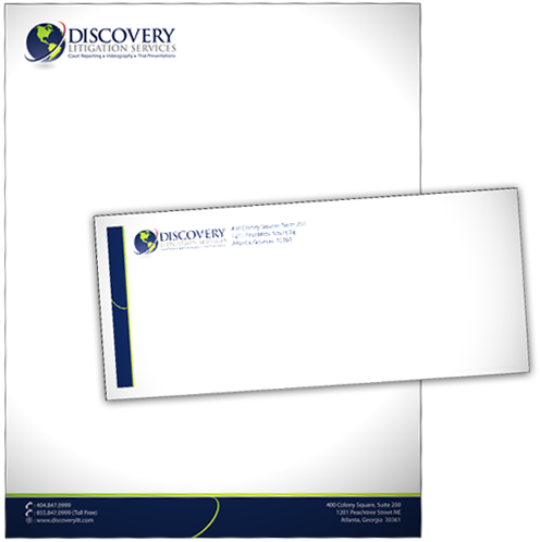 Letterhead envelope,Products