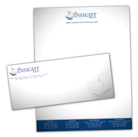 Envelopes and Letterhead GoUnionPrinting.com
