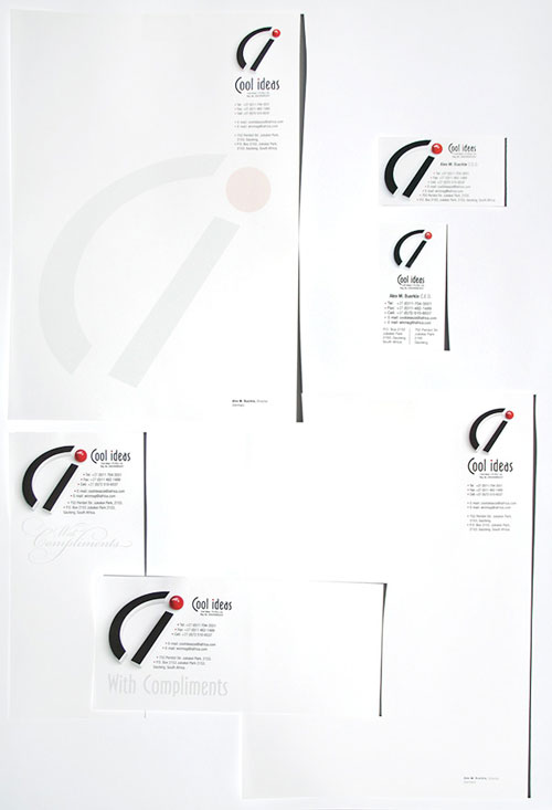 Express Printing Letterhead Design Inspiration | Graphic Design