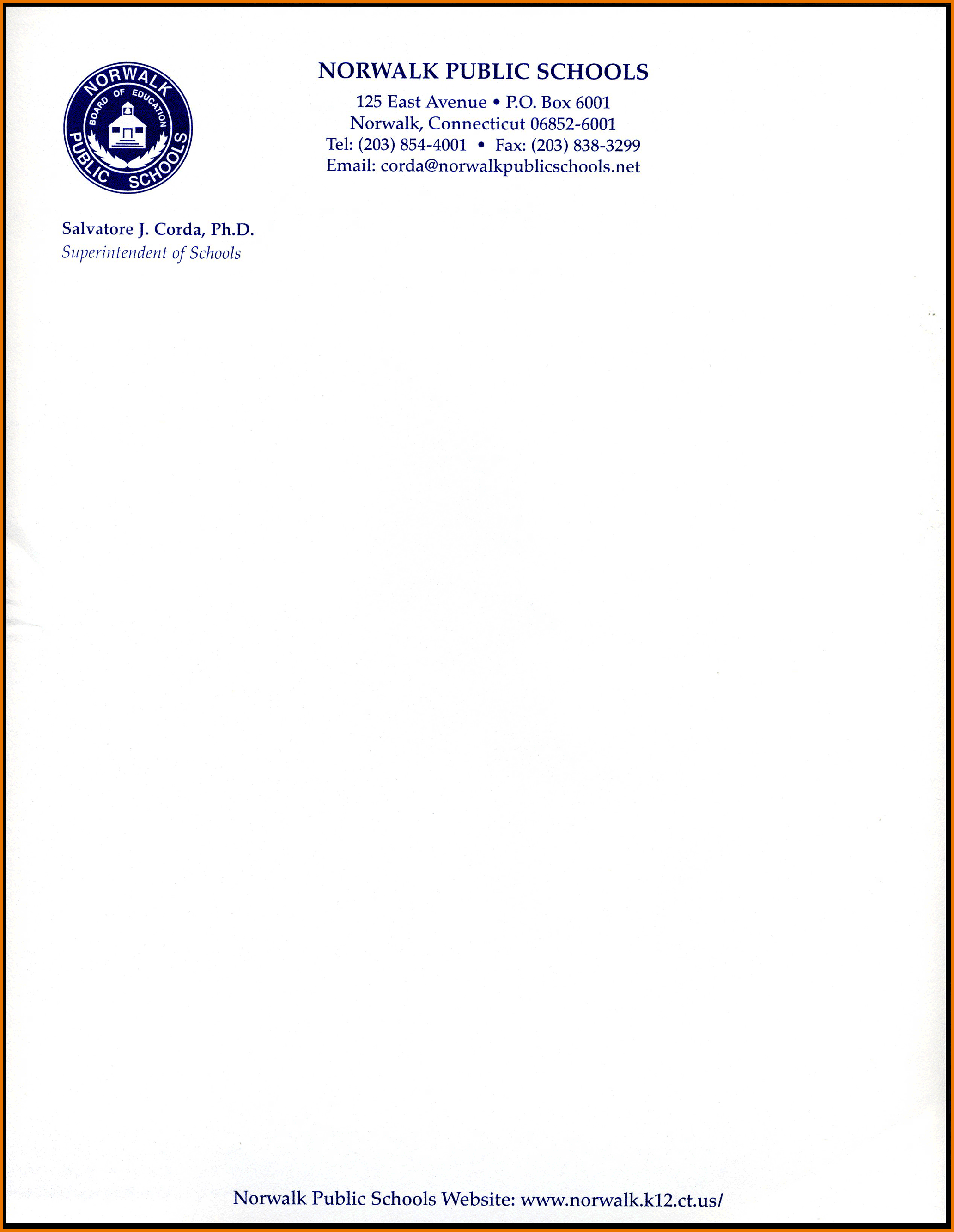 Letterhead Design Layout – SME Advertising