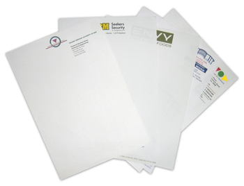 Letterhead Printing Services Service Provider from Hyderabad
