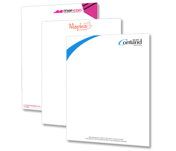 Letterhead Printing Services Manufacturer from Mumbai
