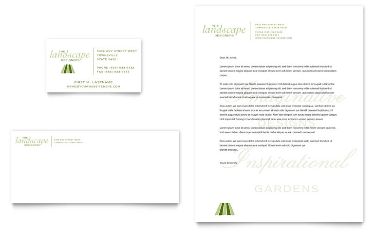 Free InDesign Templates: Simple and Clean Resume / CV with Cover