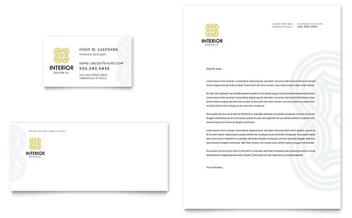 letterhead templates indesign