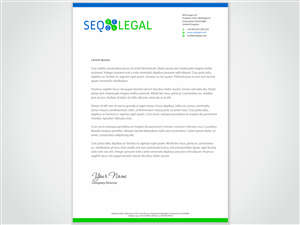 Letterhead With Logo