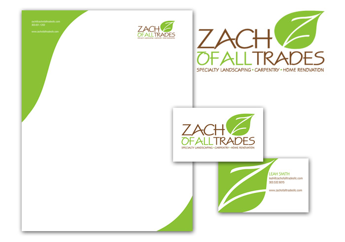 Step 5: Letterhead and Logo