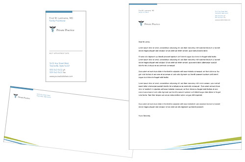 Medical Letterhead Templates