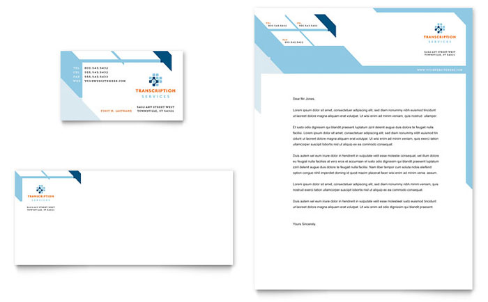 Medical Insurance | Letterhead Templates | Medical & Health Care