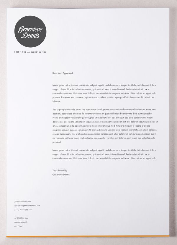 Best 20+ Letterhead Design ideas on Pinterest | Letterhead