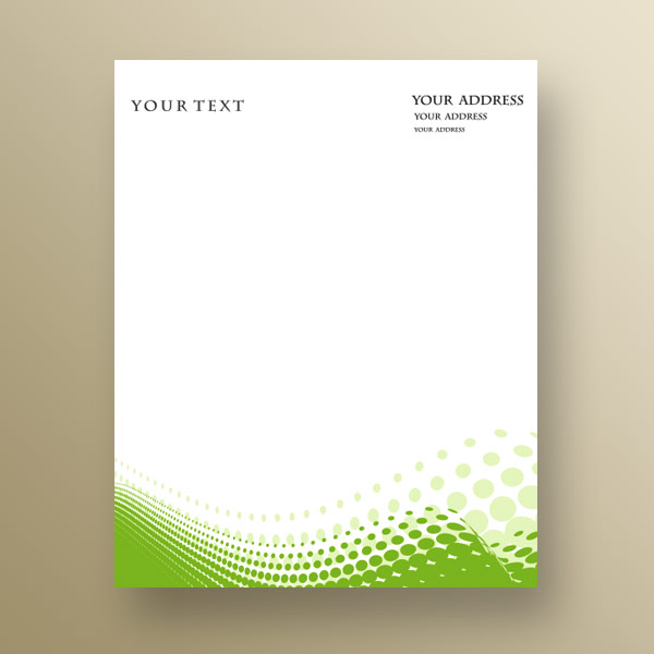 Custom Letterhead Printing Services by Print Office