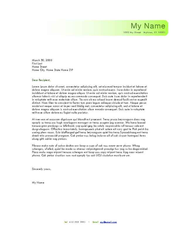 Good Personalized Letterhead Templates Regarding Free Personal Letterhead Templates Word
