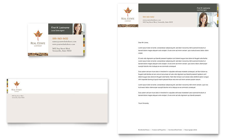 Free Sample Letterhead Templates Word & Publisher