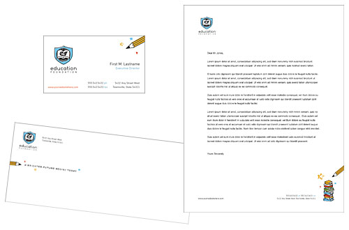 Stationery Letterhead, Low Print Price on Business Letterhead, Stationery and Business
