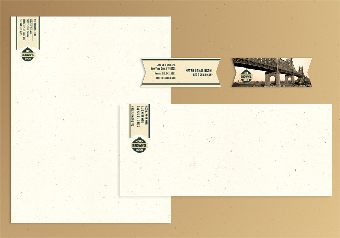 unique letterhead