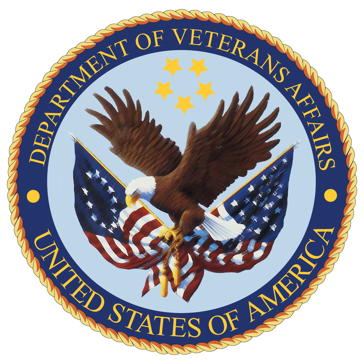 38 CFR 1.9 Description, use, and display of VA seal and flag