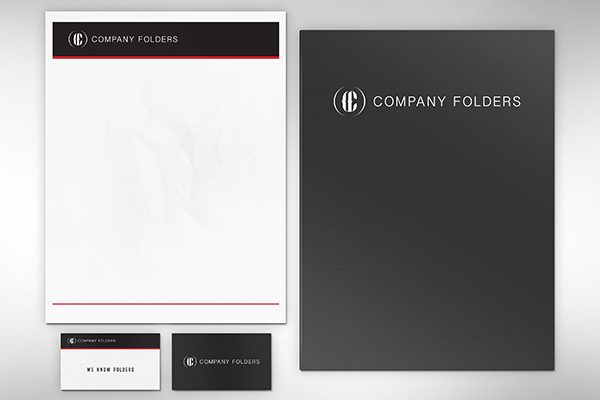 Create an A4 Letterhead and Business Card Mockup Using Lightroom