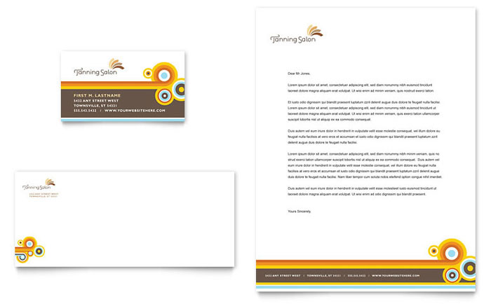 Letterhead, Business Cards and Envelopes