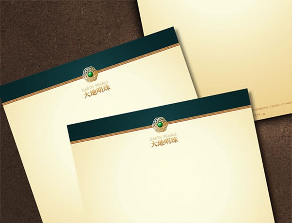 Letterhead Design Psd – Graphics Collection | My Free Photoshop World