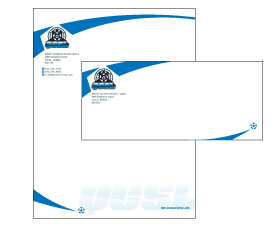 Letterhead Sample. Basic Official Letterhead Sample Letterhead