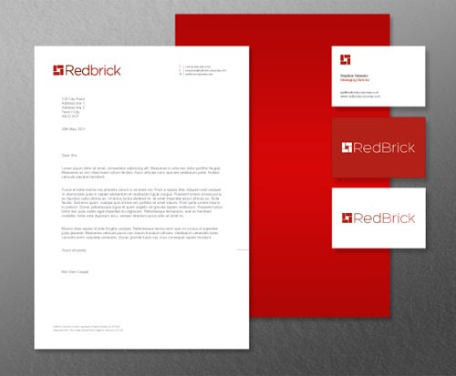 Cool Letterhead Design