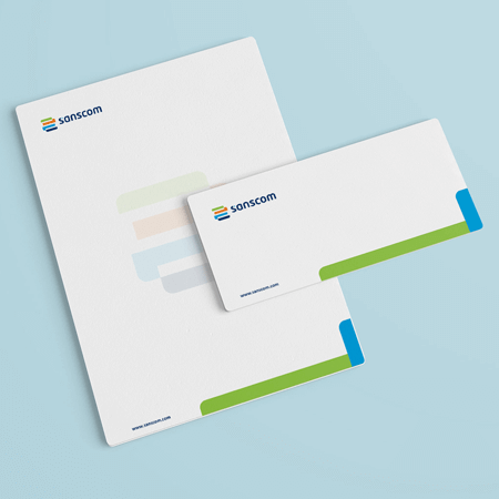 Letterhead And Envelope Printing