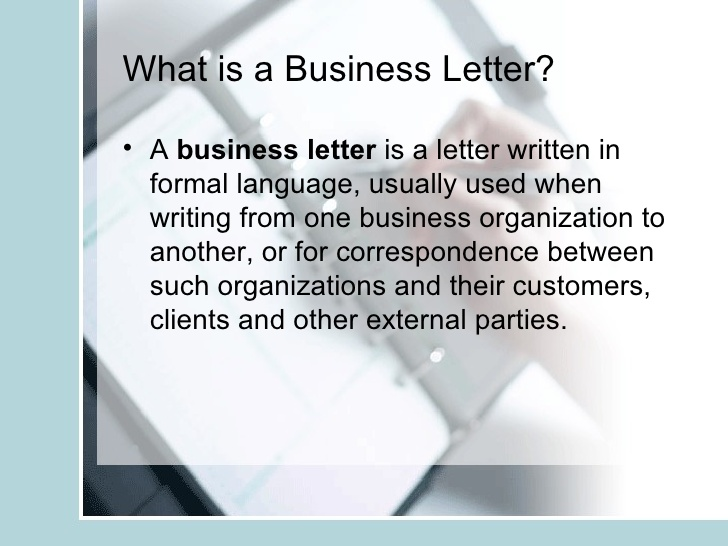 What Is A Business Letterhead